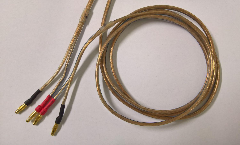 Lautsprecherkabel mit Bananenstecker – ComaNET